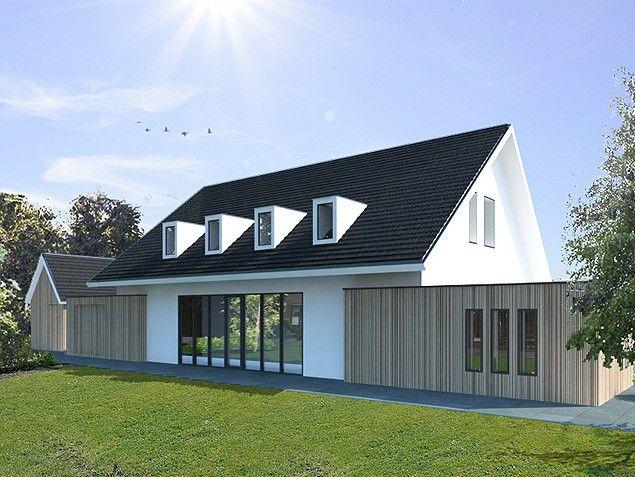 Architect nodig voor de bouw of verbouw van een moderne woning of villa bekijk de eerdere - Landscaping modern huis ...