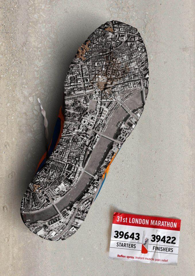 Marathon van London