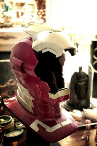 Ironman Mk42 Helmet