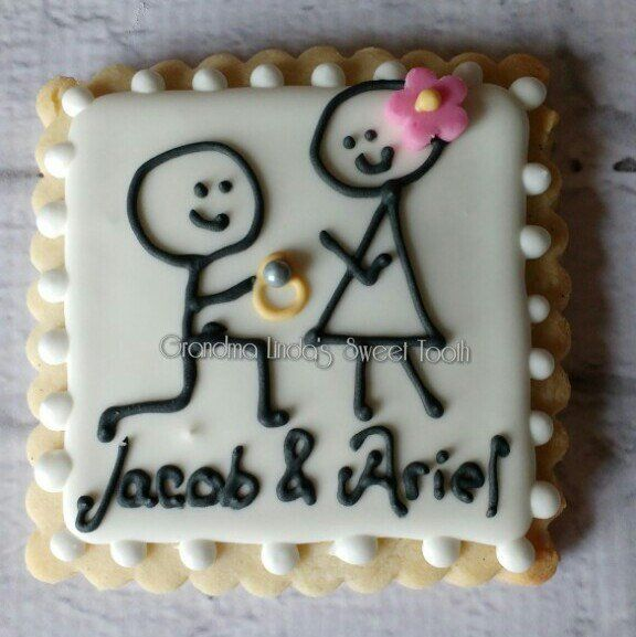 how to make engagement cookies