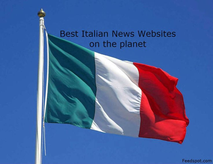 Florence Daily News in Feedspot Top 10 Italian Website