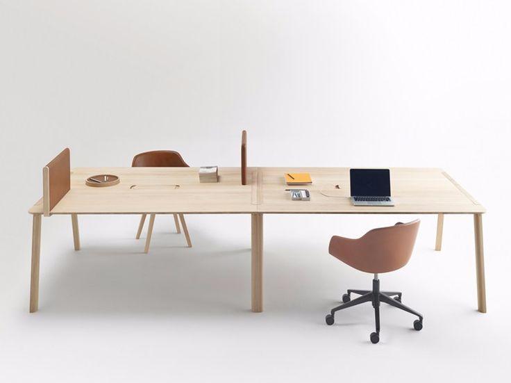 HELDU 会议桌 by ALKI