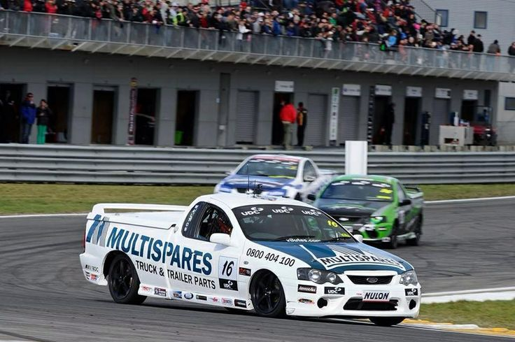 #Multisparesracing, #V8ute, #Multispares