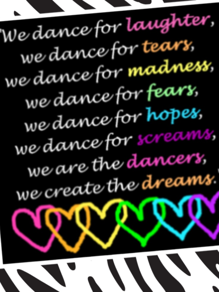 Dance poem | Dance | Pinterest | Dance dance dance, Just dance and ...
