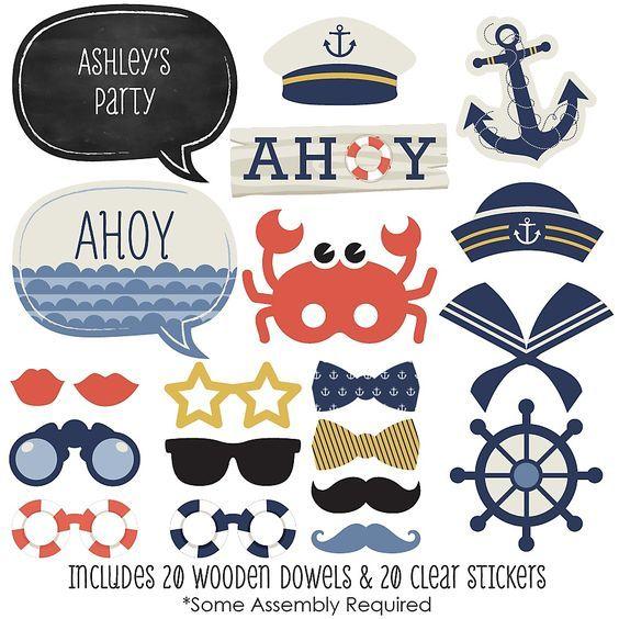 Resultado de imagen para baby shower marinero tarjetas