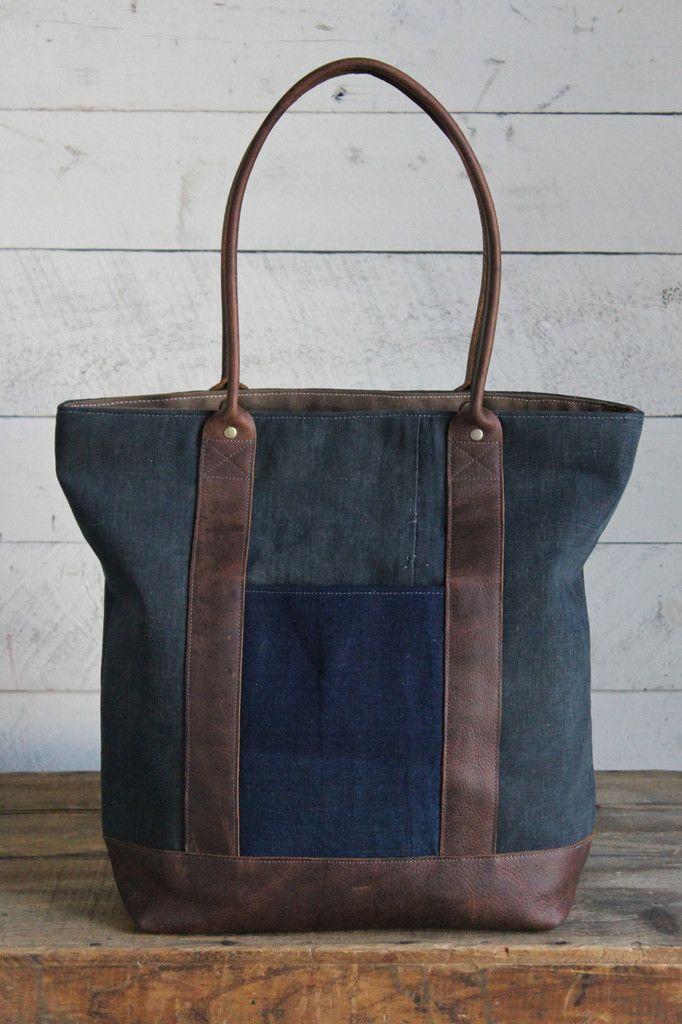 VIDA Statement Bag - Envy Grey by VIDA LQACleLeN