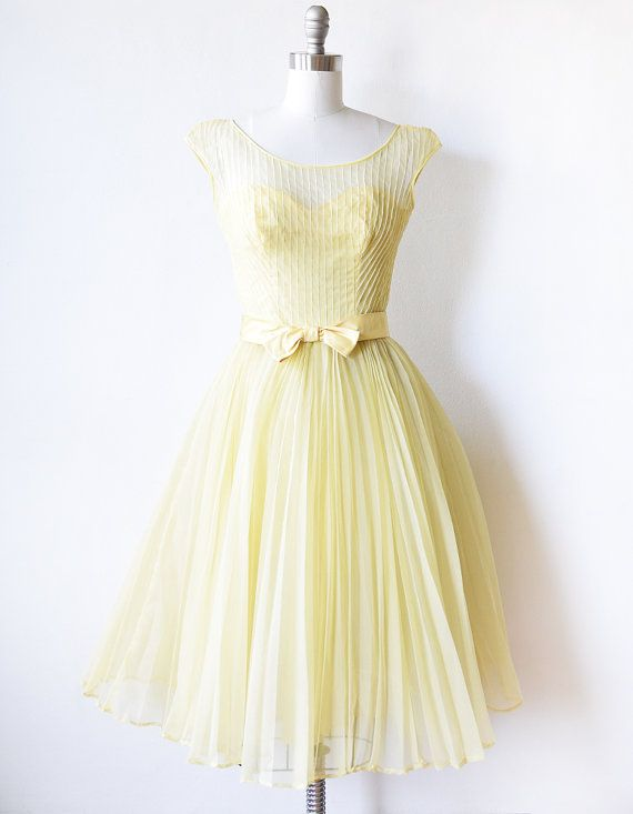 17  ideas about Yellow Party Dresses on Pinterest - Burgundy ...