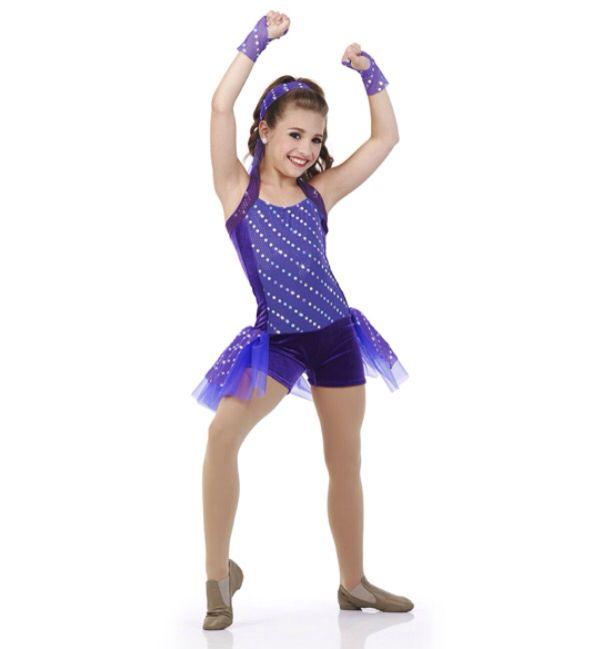 Mackenzie Ziegler Modelling for Cici Dance Creations (2015)