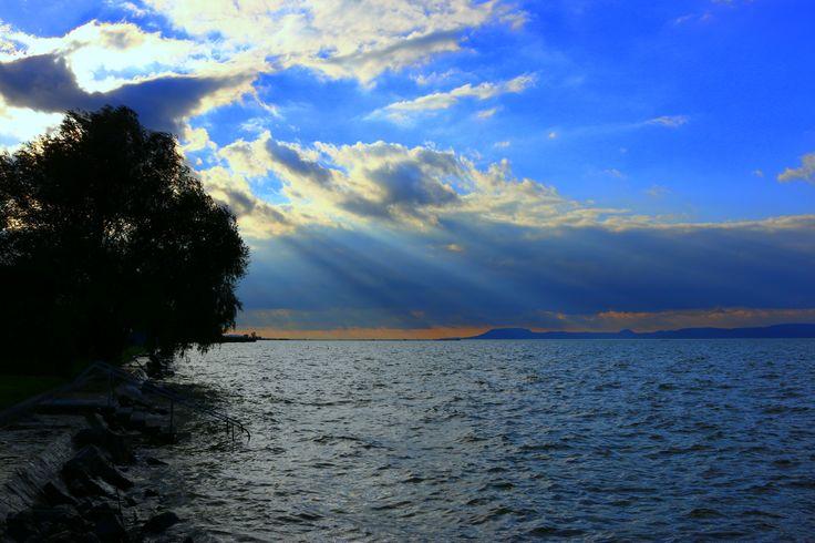 Cloudy Balaton