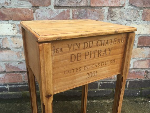 caja de vino de mesa