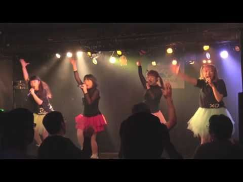 """えれFunと""""女子""""TALK〜笑う夜には象来る〜/xoxo(Kiss&Hug) EXTREME 2017.6.4 渋谷CLUB CRAWL"""