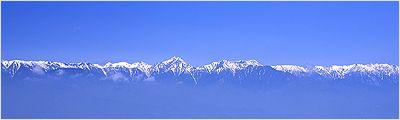 The Majestic Japan Alps (Enjoying the Nature and Seasons of Japan) - Tourist Information | Chubu Centrair International Airport, Nagoya