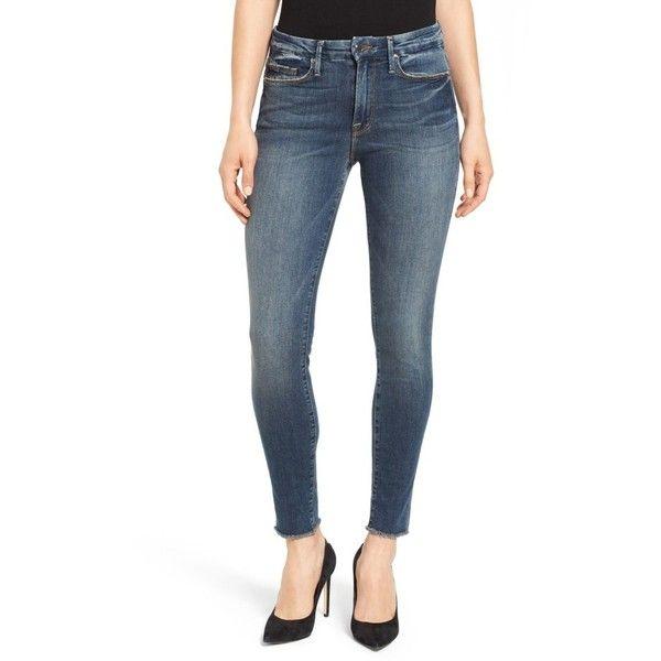 Low rise power skinny jeans in endure wash