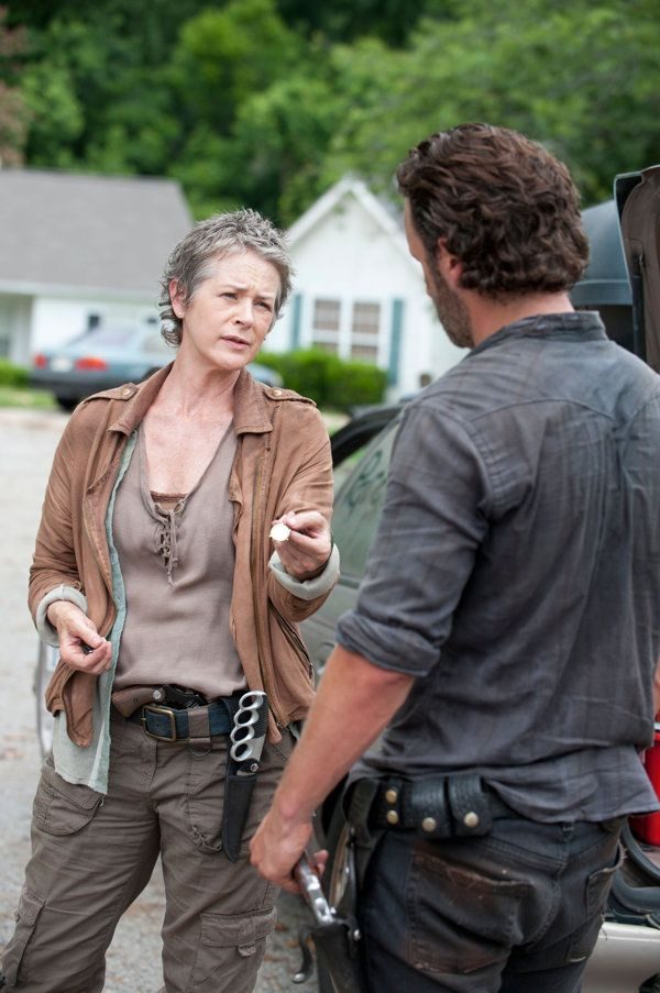 'Walking Dead' Shocker Explained: Producer Weighs In on Rick's Motive