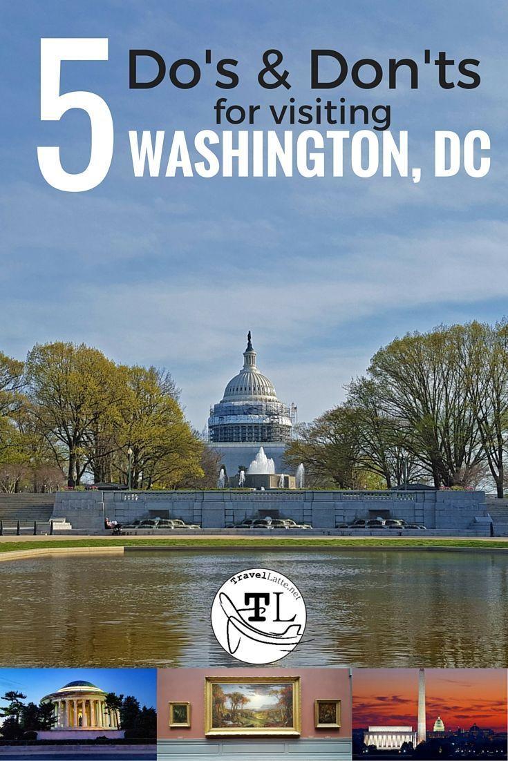 five washington dc do's & don'ts | united states family vacation