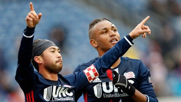 FOXBOROUGH, Mass. -- Heading into the New England Revolution's home opener on Saturday against Minnesota United FC, head coach Jay Heaps made a simple tactical adjustment. He dropped Lee Nguyen into his customary No. 10 spot and shifted Juan Agudelo to striker, reigniting his partnership with Kei