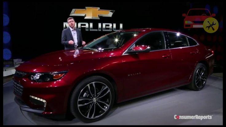 2018 Chevrolet Malibu Concept