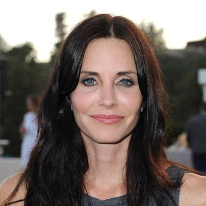 """Cougartown's Courteney Cox may be playing an aging divorcée on TV, but her face tells a different story. The star, who said in an interview she thinks Botox is """"fantastic and also horrible,"""" has admitted to using it."""