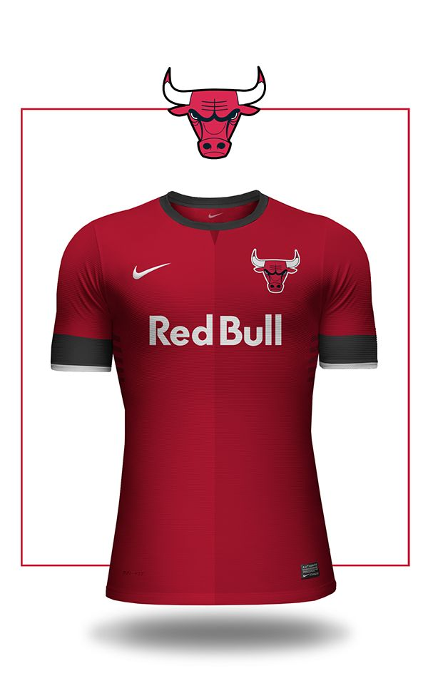 Soccer Kits Get Imagined for NBA Teams by Graphic Designer | Bleacher Report