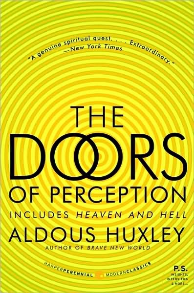 The Doors of Perception & Heaven and Hell by Aldous Huxley is a volume containing two essays on the subject of visionary experiences, transcendence, and truth. The work is philosophical in nature and presents many ideas that may seem controversial or difficult to understand. The main themes of the book are transcendence, utility, thought, and self-awareness...