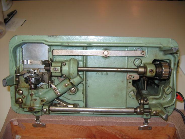 adler 189a sewing machine