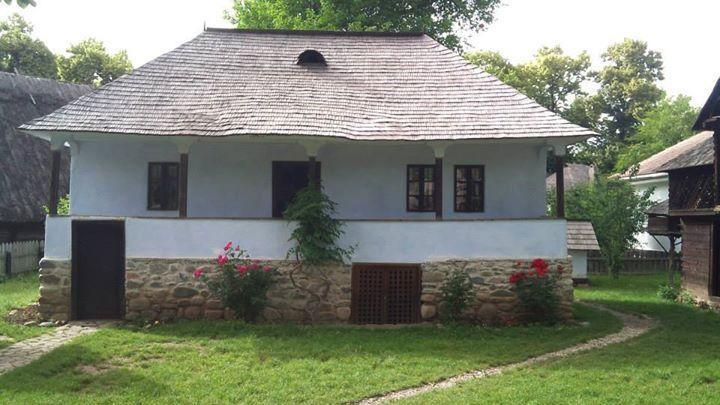 Casa de tara romaneasca