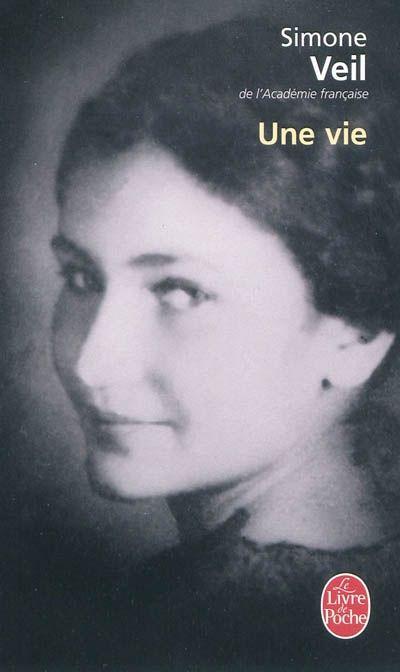 SIMONE VEIL - Une vie - Biographie générale - LIVRES - Renaud-Bray.com - Livres + cadeaux + jeux