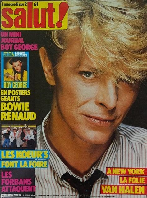 224 Magazine salut David Bowie.JPG 473 × 640 pixels