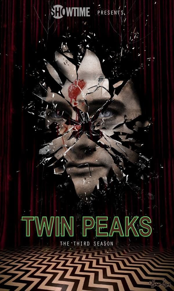 #TwinPeaks Season 3  by Alfonso Lavia