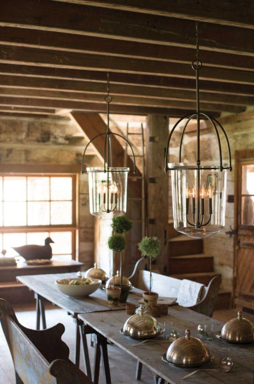Bronze Dining Room Light  Dactus - Bronze dining room light