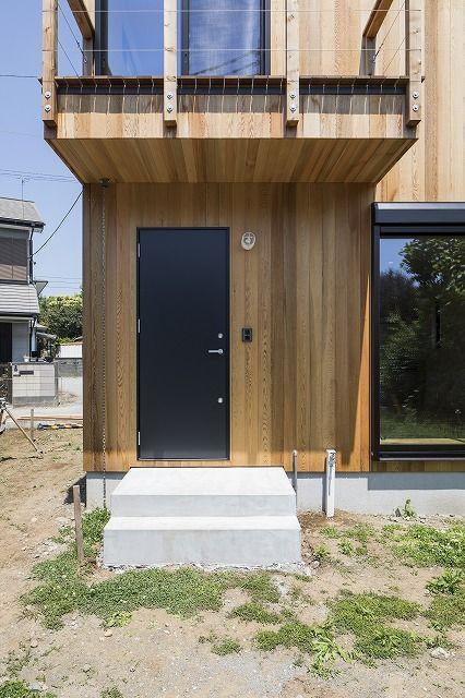 ENJOYWORKS/エンジョイワークス/entrance/玄関/door/ドアSKELTONHOUSE/スケルトンハウス