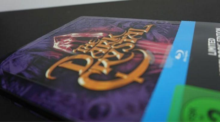 [Live]  Der dunkle Kristall  Steelbook [Blu-ray]