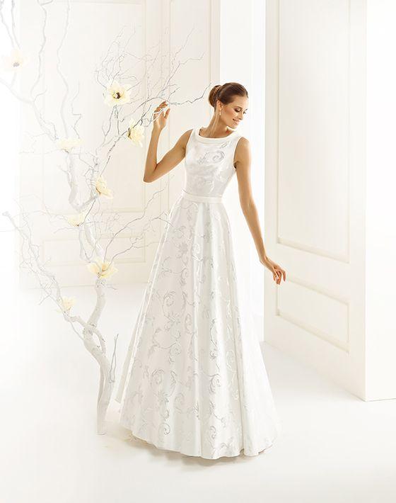 CASCADA dress from Bianco Evento