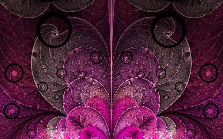 """Girl's Day"" by Patricia Maschke | Anyzamarah on http://Shadowness.com/Anyzamarah #Anyzamarah #Inspiration #Fractal #Art"
