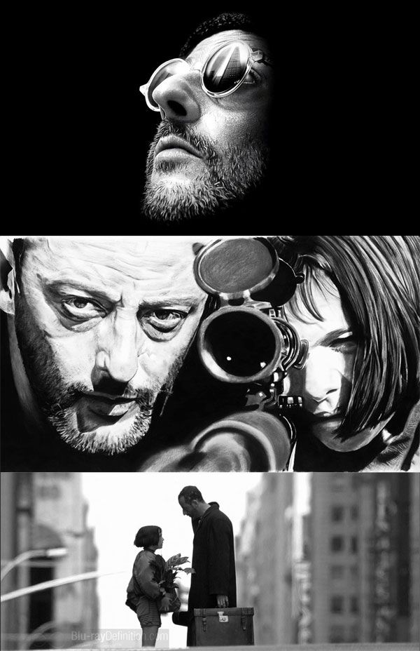 Léon: The Professional (1994) •  Director: Luc Besson • Writer: Luc Besson • Stars: Jean Reno, Gary Oldman, Natalie Portman