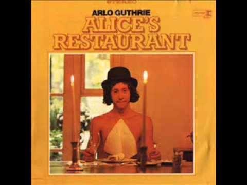 Alice S Restaurant Lyrics Youtube