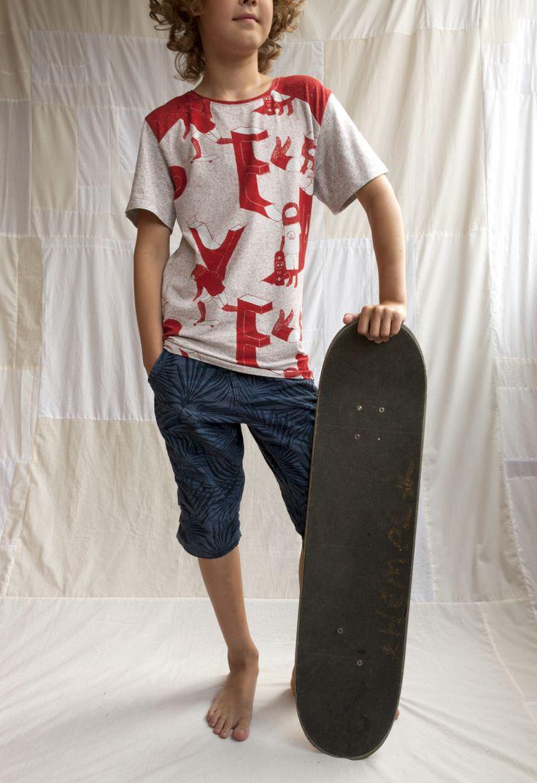 Skate dudes shirt by me
