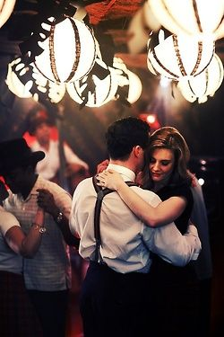 .dancing & music & being in the arms of that certain special person who makes you feel complete
