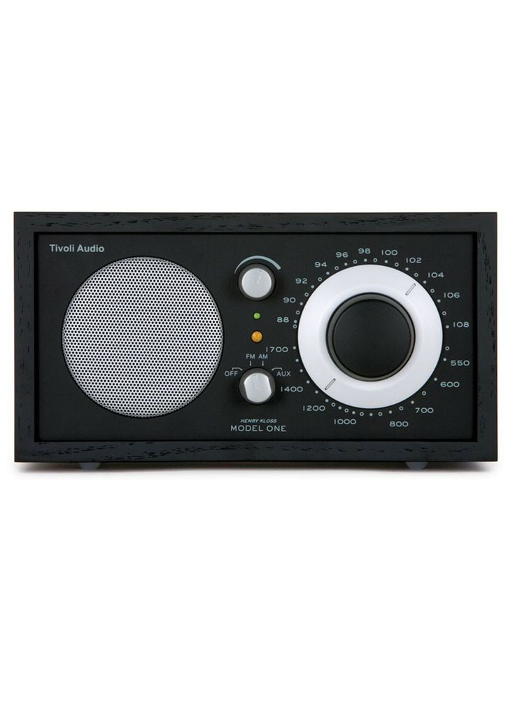 Kodin1, Tivoli Audio Model One Classic -radio.