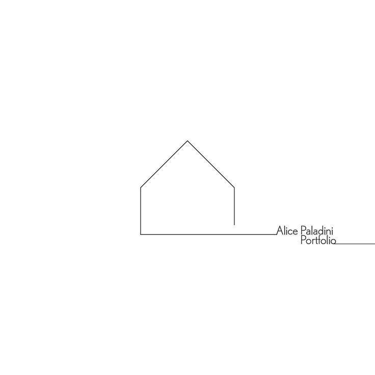 Architecture Portfolio Alice Paladini – #Alice #Ar…