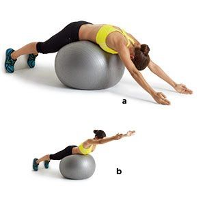 15-Minute Workout: Back Exercises | Women's Health Magazine