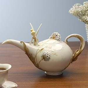 Tinker Bell Limited-Edition Teapot by Franz
