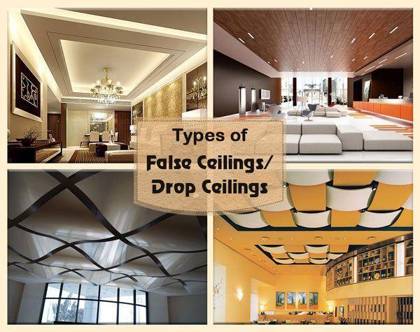 Home Interior False Ceiling Types False Ceiling House Interior False Ceiling Design
