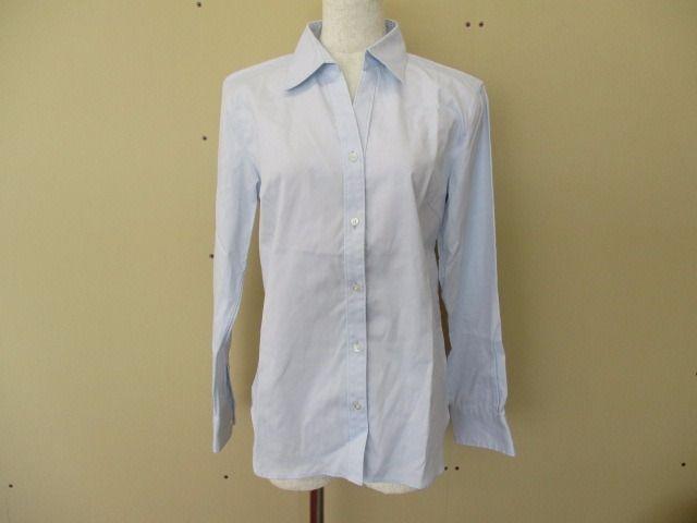 メルカリ商品: UNIQLO 長袖 シャツ レディース Lサイズ 水色 #メルカリ