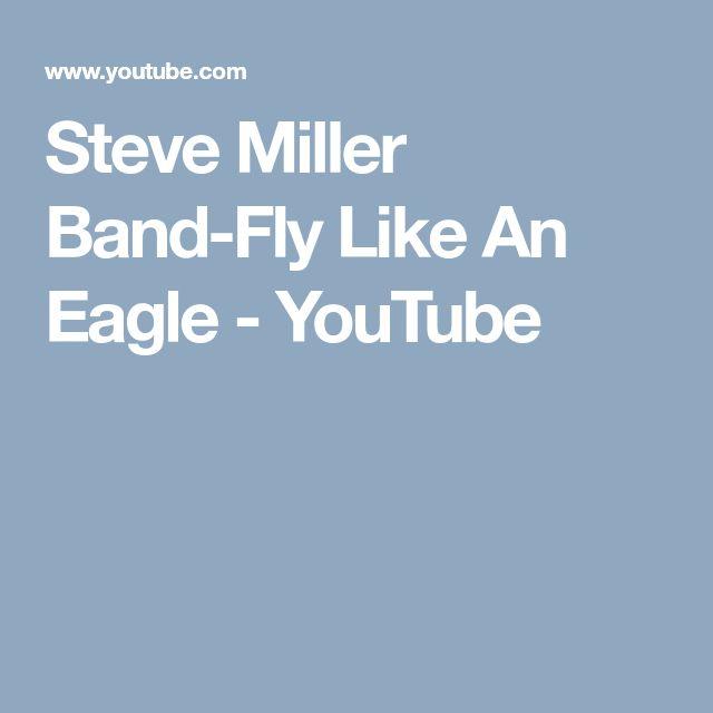 Steve Miller Band-Fly Like An Eagle - YouTube