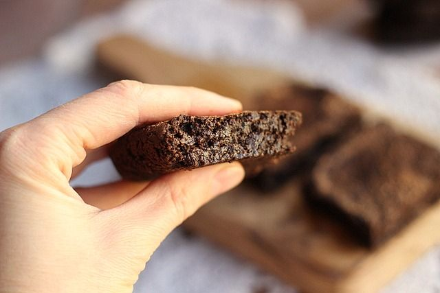 I'm always a fan of black-bean brownies for a lunch box treat.