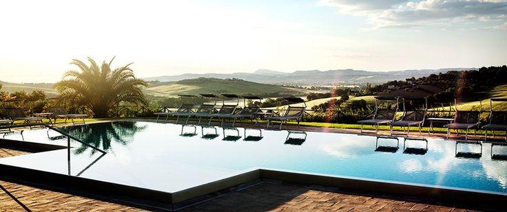 Hoteltipp: »Poggio Antico« – Monte San Vito, Marken, Italien - Hotel Europa