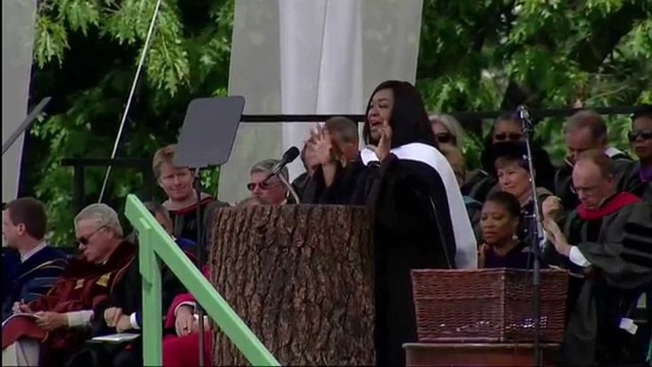 "Published on Jun 9, 2014. Shonda Rhimes '91, the wildly successful television writer and producer, told the Dartmouth Class of 2014, ""Ditch the dream and be a doer, not a dreamer."" Dartmouth Commencement Speech"