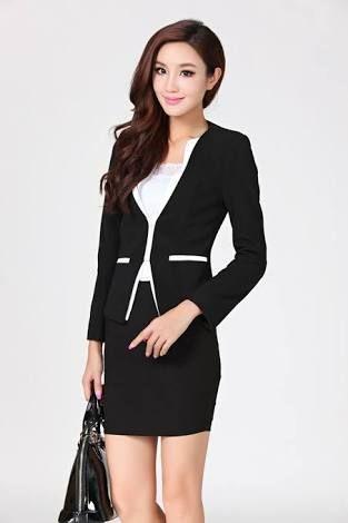 Resultado de imagen para trajes sastres para dama juveniles ... 99497b0c043