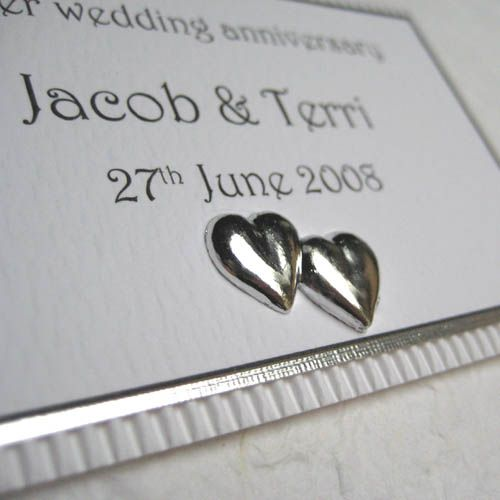 about Silver Wedding Anniversary Gift Ideas on Pinterest Wedding ...